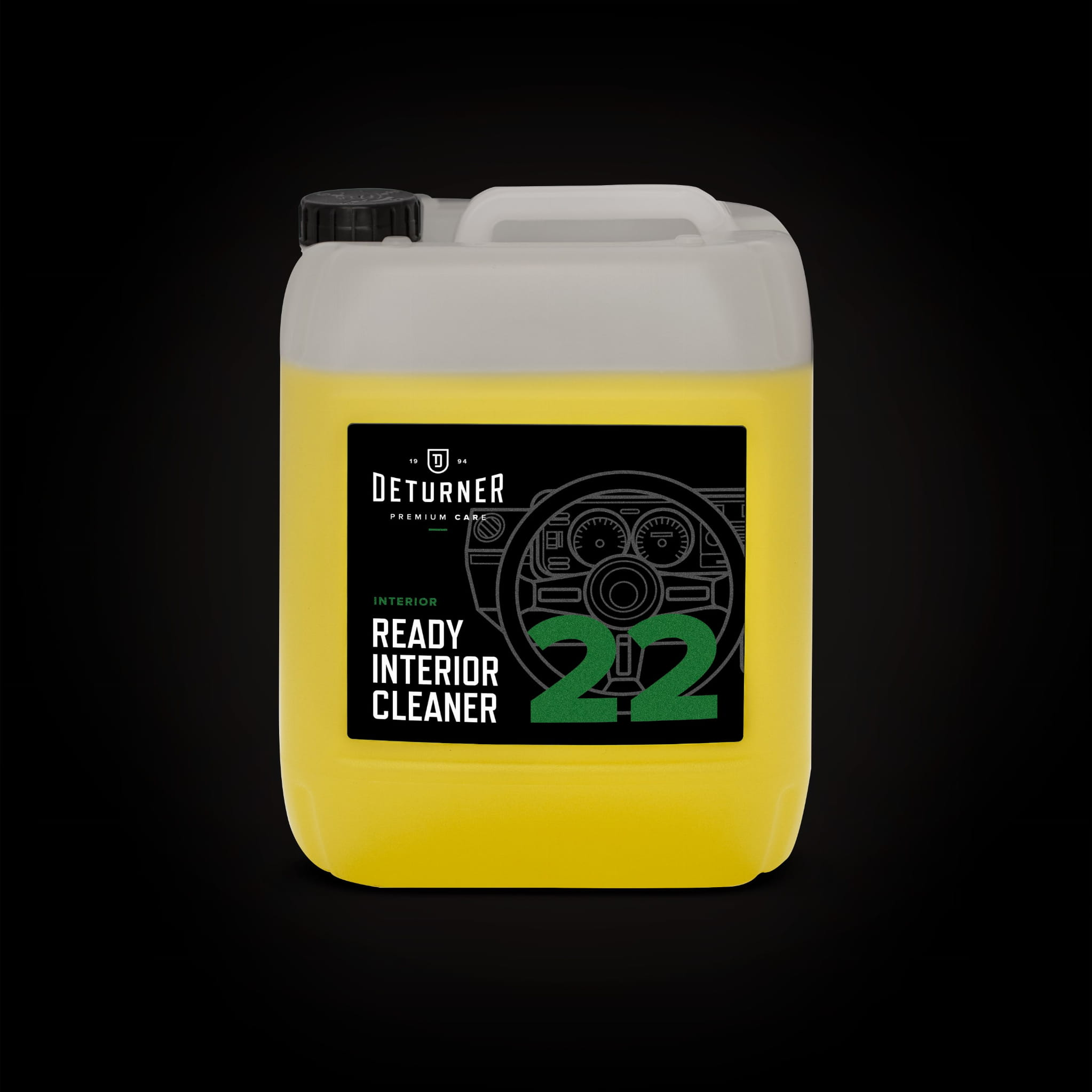 Ready Interior Cleaner 5l